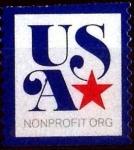 Sellos de America - Estados Unidos -  Scott#xxxx intercambio, 0,25 usd, nonprofit org. 2017