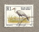 Stamps Africa - South Africa -  Grulla