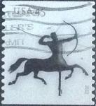 Stamps United States -  Scott#4617 intercambio, 0,30 usd, 45 cents. 2012