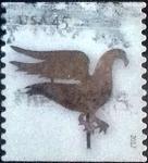 Sellos de America - Estados Unidos -  Scott#4615 intercambio, 0,30 usd, 45 cents. 2012