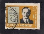 Stamps America - Argentina -  Carlos Saavedra Lamas