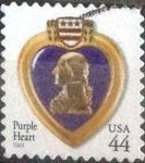 Sellos de America - Estados Unidos -  Scott#4390 intercambio, 0,25 usd, 44 cents. 2009