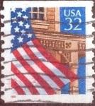 Sellos de America - Estados Unidos -  Scott#2913 intercambio, 0,20 usd, 32 cents. 1995