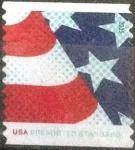 Stamps United States -  Scott#xxxx intercambio, 0,25 usd, standard. 2015