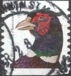 Sellos de America - Estados Unidos -  Scott#3055 intercambio, 0,20 usd, 20 cents. 1998
