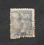 Stamps Spain -  Edf 930 - Francisco Franco Bahamonde