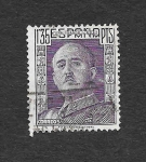 Sellos de Europa - España -  Edf 1061 - Francisco Franco Bahamonde