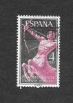 Stamps : Europe : Spain :  Alegorías
