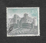 Stamps : Europe : Spain :  Edf 1816 - Castillos de España