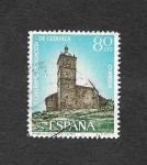 sellos de Europa - España -  VI Centenario de la Fundación de Guernica