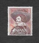 Sellos del Mundo : Europa : España : III Centenario de Velázquez