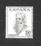 Sellos del Mundo : Europa : España : Literatos Españoles
