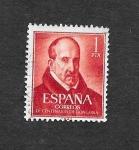 Sellos del Mundo : Europa : España : IV Centenario del Nacimiento de Luis de Góngora y Argote