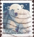 Stamps United States -  Scott#4389 intercambio, 0,25 usd, 28 cents. 2009