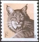 Stamps United States -  Scott#4672 intercambio, 0,25 usd, 1 cents. 2012