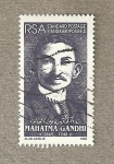 Stamps Africa - South Africa -  Mahatma Gandhi