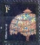 Sellos de America - Estados Unidos -  Scott#3749 intercambio, 0,20 usd, 1 cents. 2007