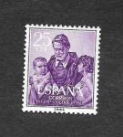 sellos de Europa - España -  III Centenario de San Vicente de Paul