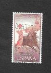Stamps Spain -  Edf 1261 - Fiesta Nacional. Tauromaquia