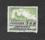 Stamps Spain -  Edf 1876 - Serie Turística