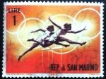 Sellos del Mundo : Europa : San_Marino : Juegos Olímpicos. Voor