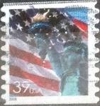 Sellos de America - Estados Unidos -  Scott#3981 intercambio, 0,20 usd, 37 cents. 2006