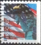 Stamps United States -  Scott#3974 intercambio, 0,20 usd, first class. 2006