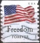 Sellos de America - Estados Unidos -  Scott#4631 intercambio, 0,25 usd, forever 2012