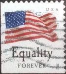 Sellos de America - Estados Unidos -  Scott#4647 intercambio, 0,25 usd, forever 2012