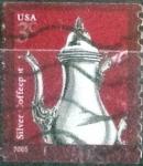 Sellos de America - Estados Unidos -  Scott#3759 intercambio, 0,20 usd, 3 cents. 2005