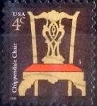 Sellos del Mundo : America : Estados_Unidos : Scott#3755 intercambio, 0,20 usd, 4 cents. 2004
