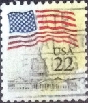 Sellos del Mundo : America : Estados_Unidos : Scott#2114 intercambio, 0,20 usd, 22 cents. 1985