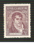 Stamps Argentina -  INTERCAMBIO