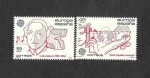 Stamps : Europe : Spain :  Edifil 2788-2789 - Europa CEPT