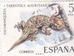 Stamps Spain -  SALAMANQUESA (33)