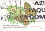 Stamps Spain -  MARIPOSA  (33)