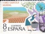 Sellos de Europa - España -  II AÑO OLEICOLA MUNDIAL(33)