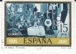 Stamps of the world : Spain :  LAS MENINAS-Picasso (33)
