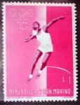 Sellos de Europa - San Marino -  Juegos Olímpicos. Roma
