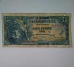 monedas de America - Colombia -  1960 - 10 pesos