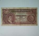monedas de America - Colombia -  1961-20 pesos
