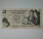monedas de America - Colombia -  1982 - 20 pesos