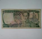 monedas de America - Colombia -  1982 - 200 pesos