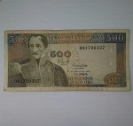 monedas de America - Colombia -  1979 - 500 pesos