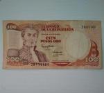 monedas de America - Colombia -  1991 - 100 pesos