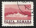 Sellos de Europa - Rumania -  Buques de Pasajeros