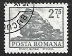 Sellos de Europa - Rumania -  Montañas   Paisajes