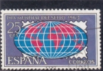 Stamps Spain -  DIA MUNDIAL DEL SELLO (33)