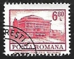 Sellos de Europa - Rumania -  Instituto Politecnico