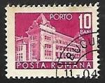 Sellos de Europa - Rumania -  Oficinas de Correos